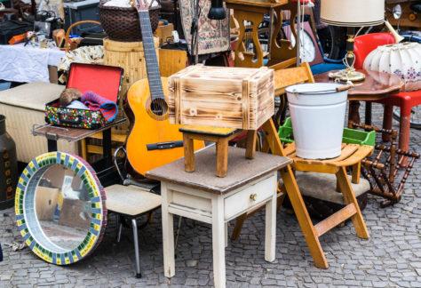 Mendener Innenstadt-Flohmarkt mit verkaufsoffenem Sonntag
