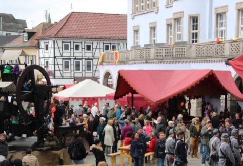 Was – wann – wo: Der Veranstaltungskalender der Stadt Menden zieht um