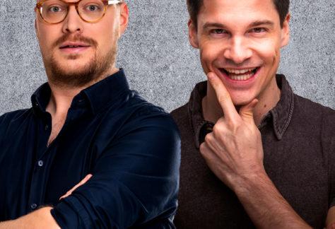 Maxi Gstettenbauer & Alain Frei