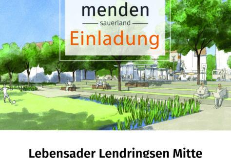 Lebensader Lendringsen Mitte - Planungswerkstatt