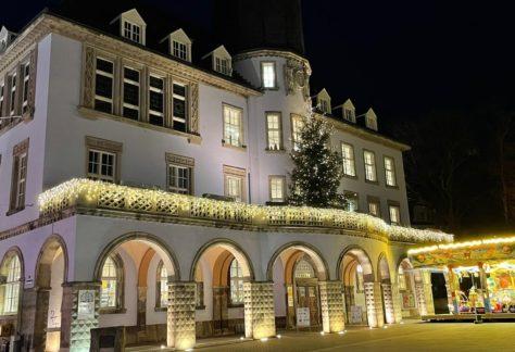 Mendener Winterdorf ist eröffnet